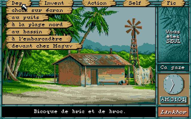 Maison du pêcheur (1990)
