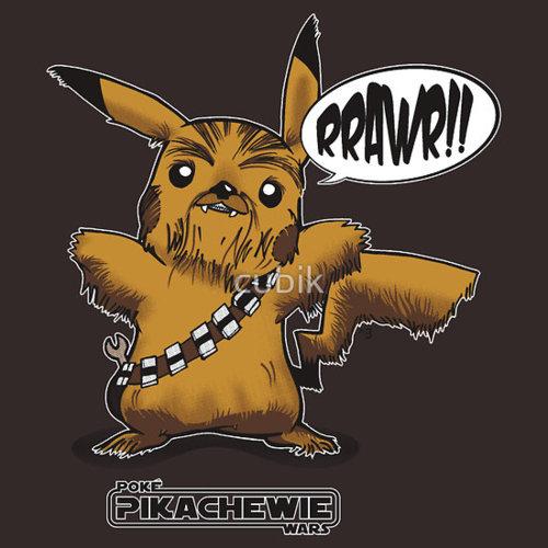 [Geek] Pikachewie