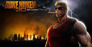 Le Grand Duke Nukem ! Illustre ma�tre des massacres d'aliens.