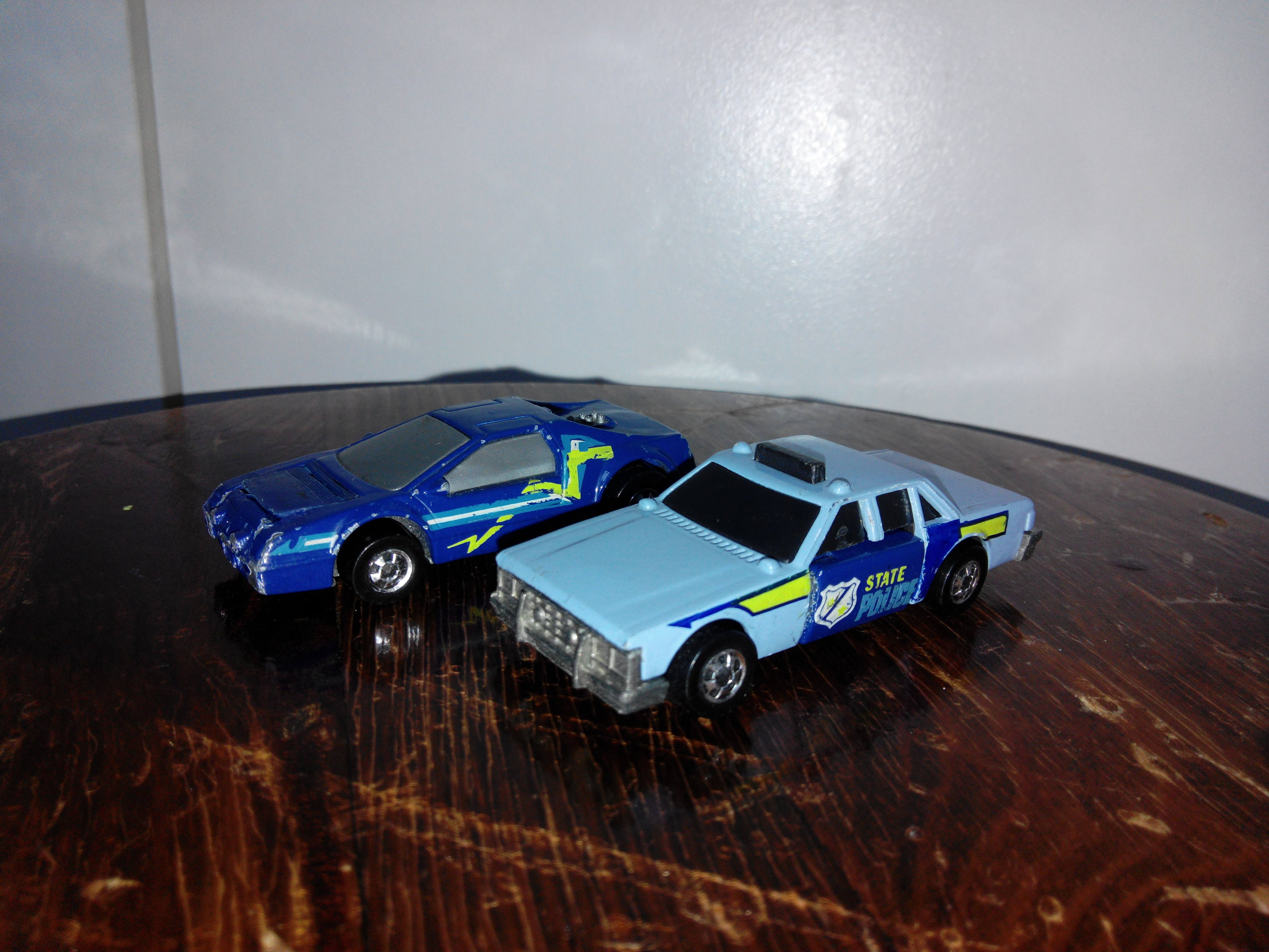 Hot Wheels crack ups