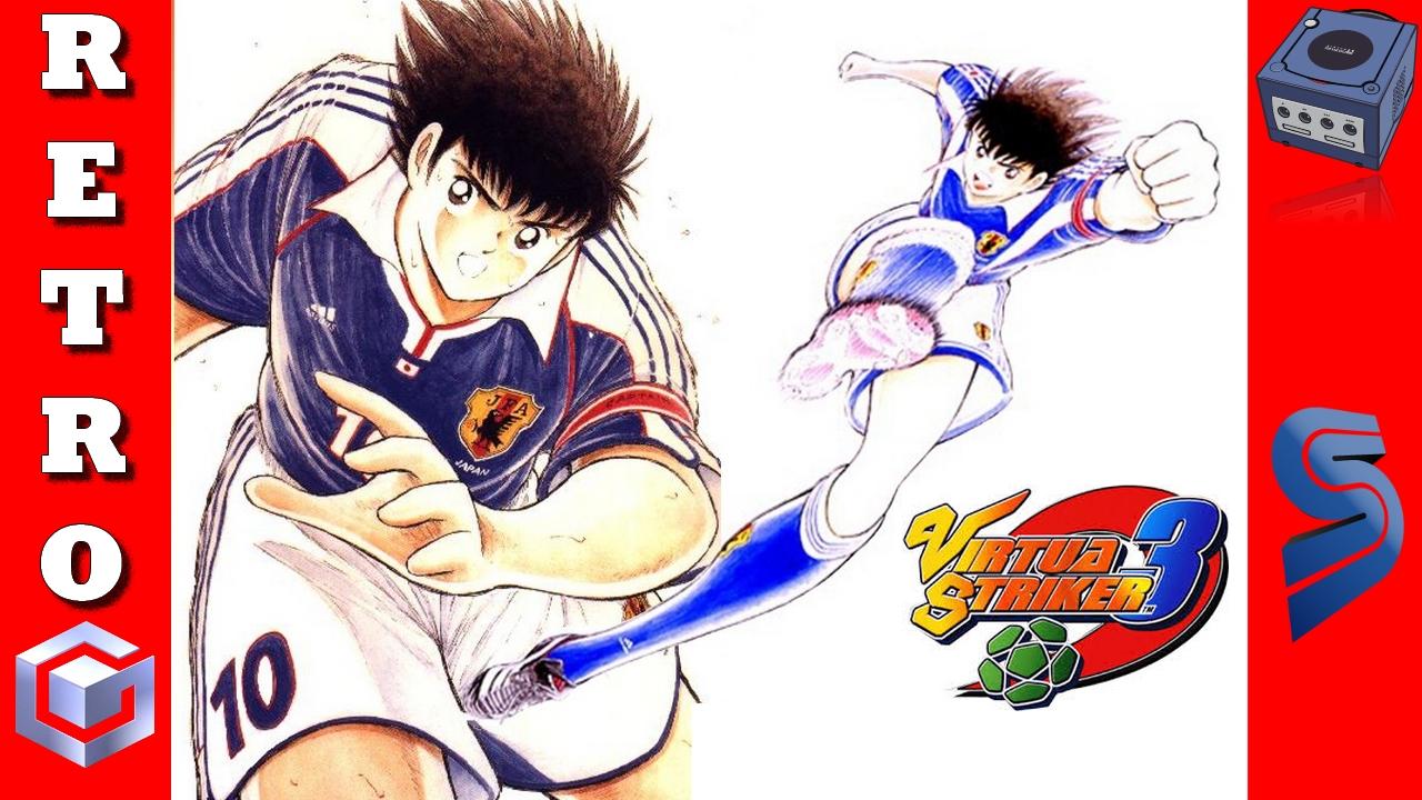 Quand Captain Tsubasa rencontre Sega cela donne Virtua Striker 3 !