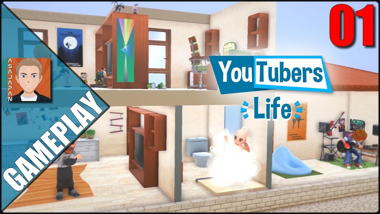Youtubers Life, deviens un youtuber célèbre !