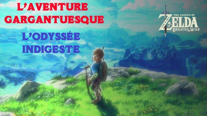 The Legend Of Zelda Breath Of The Wild L Ennui Avec Un Grand A De Bric Et De Broc Le Blog