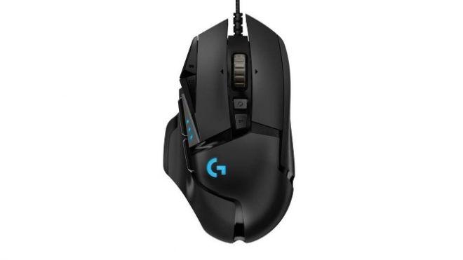 ed20e702278 BON PLAN FNAC : Souris Gaming Logitech G502 Hero à seulement 79€99 (-10€)