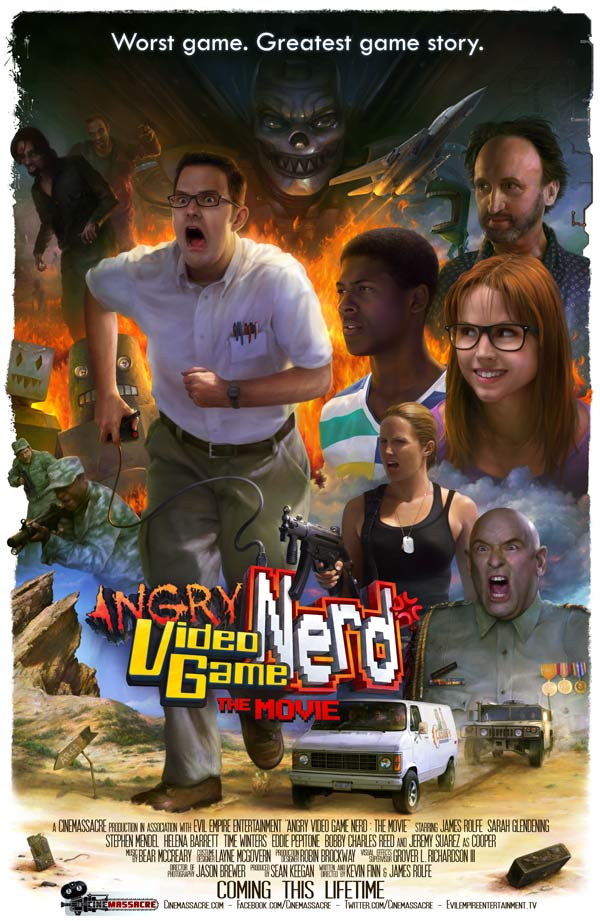 [Critique Ciné] Angry Video Game Nerd The Movie