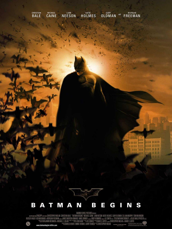 [Critique Ciné] Batman Begins