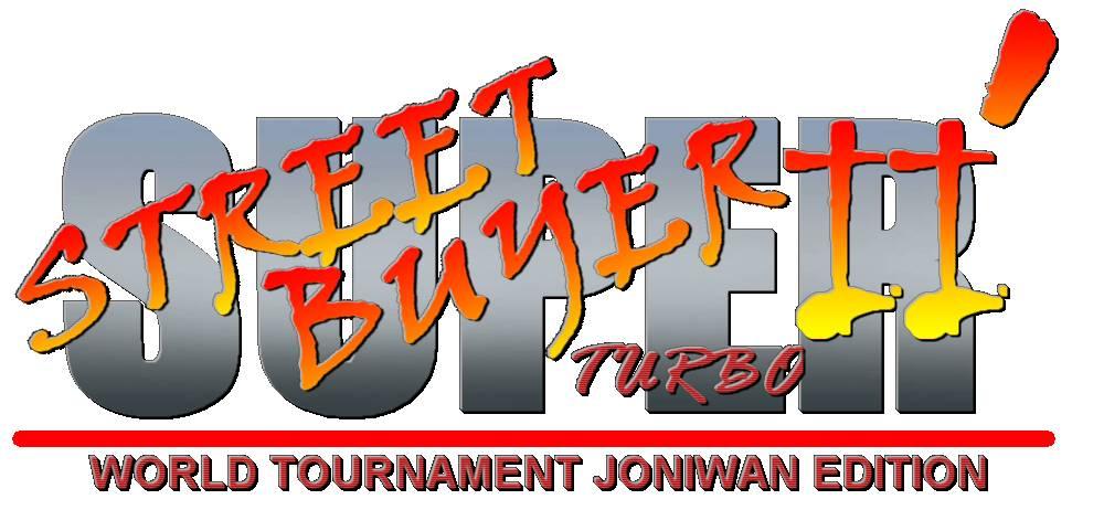 SUPER Street Buyer 2 Turbo : World Tournament Joniwan Edition'