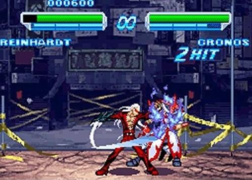 Unholy Knights The Darkness Hunter: nouveau jeu SNES 225183