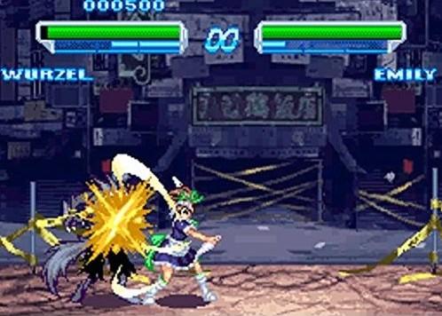 Unholy Knights The Darkness Hunter: nouveau jeu SNES 225187