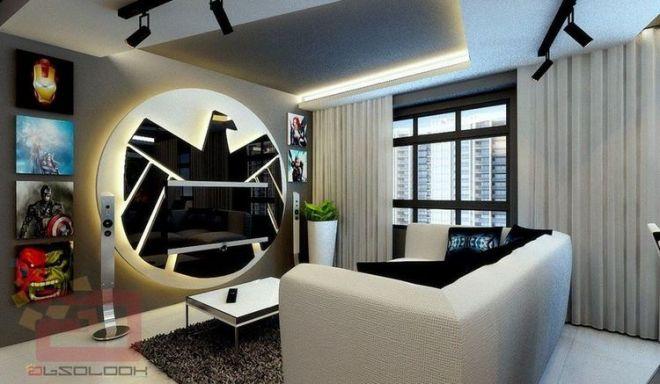 Les ultimes dcorations d 39 appartement pour les fans for Chambre gaming