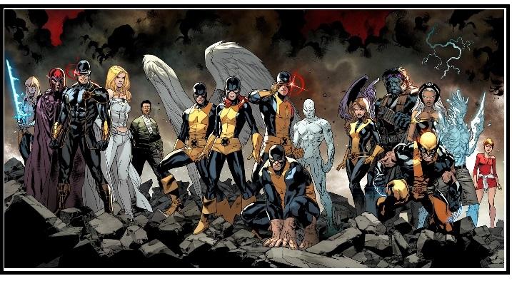 X-Men - Différences et dichotomies : une génération née sous X