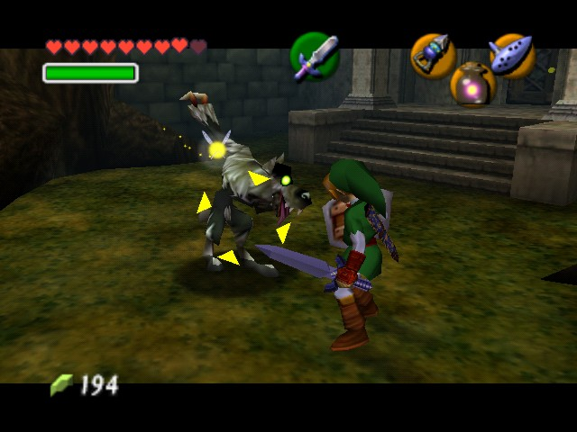 comment devenir adulte dans ocarina of time