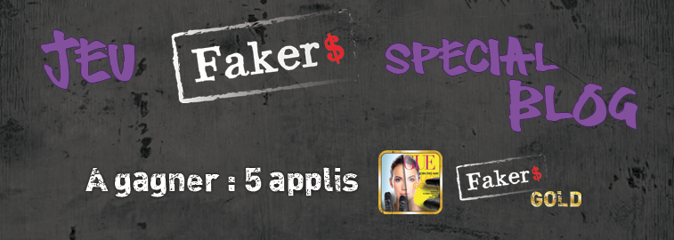 Banner jeu concours Faker$