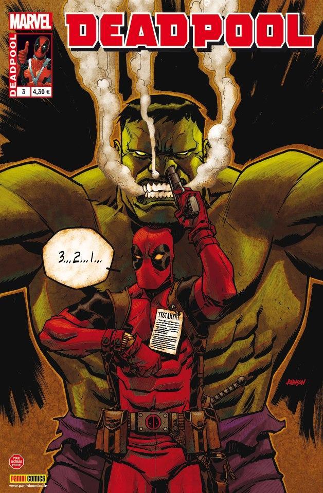Deadpool v3 #3