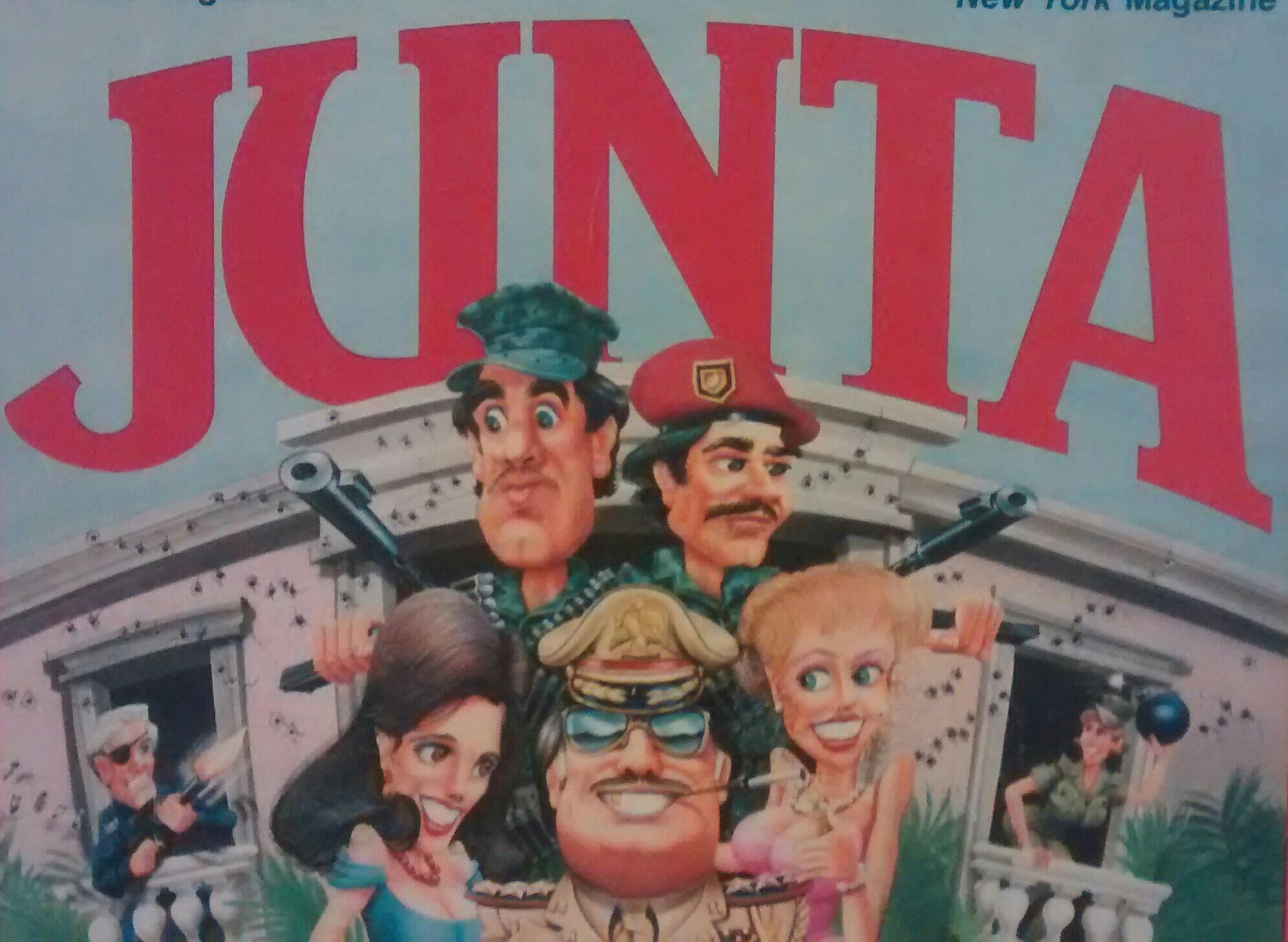 Junta : petites trahisons entre amis