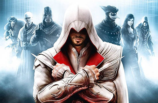 Assassin's Creed Brotherhood jaquette