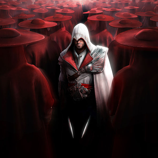 artwork Assassin's Creed Brotherhood