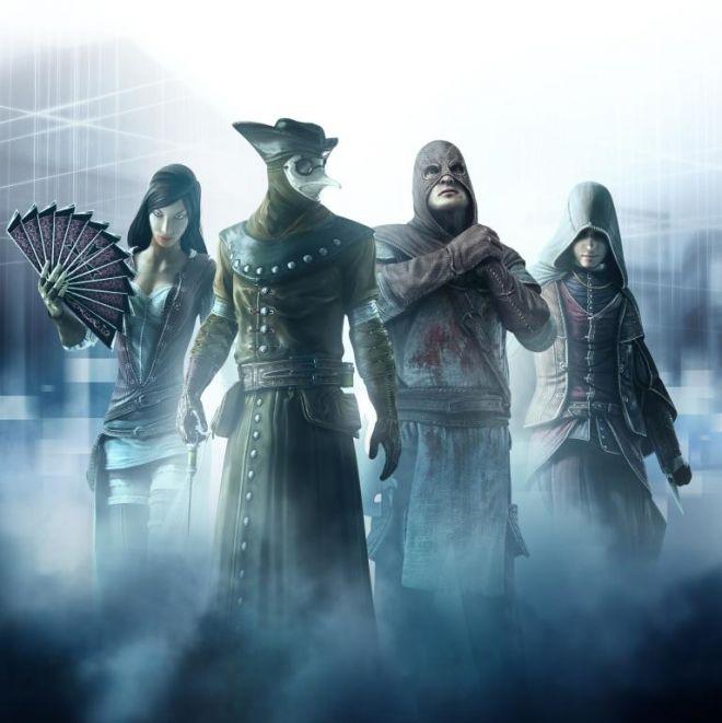 Artwork multi assassin's creed brotherhood