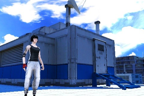 image Mirror's Edge iPhone