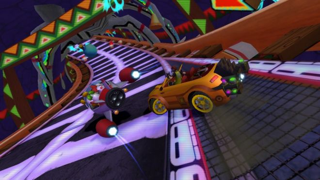 screenshot sonic & sega all-stars racing
