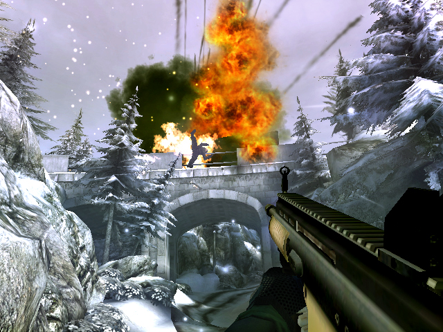 screenshot goldeneye 007 wii