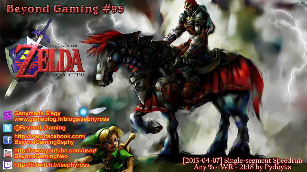 Beyond Gaming #95 The Legend of Zelda Ocarina of Time - Viol collectif