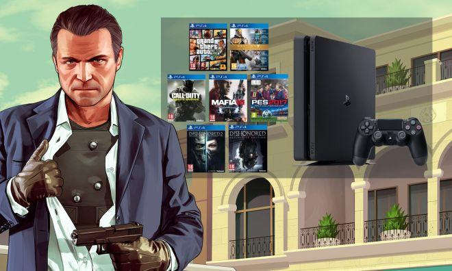 noel 2018 ps4 Bon plan PS4 : un pack de noël 7 jeux à 399 €   Le blog de Choco  noel 2018 ps4