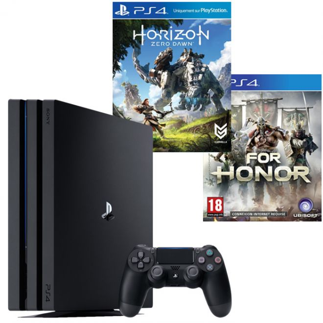 bon plan ps4 pro un pack avec 2 jeux pour 399 le blog de choco jeux vid o films s ries. Black Bedroom Furniture Sets. Home Design Ideas