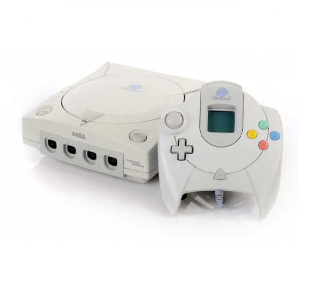 Xbox one X : le cas dreamcast
