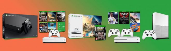 cyber monday consoles xbox one