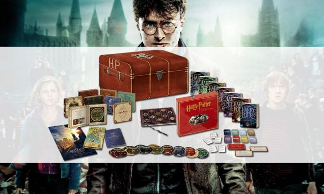 Coffret Harry Potter L Edition Prestige A 99 99 Le