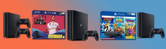 soldes jeux vidéo 2020 consoles ps4