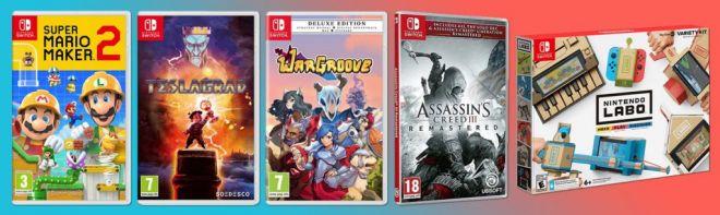soldes jeux vidéo 2020 jeux switch