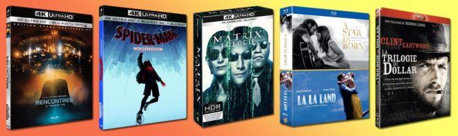soldes jeux vidéo les offres blu ray films