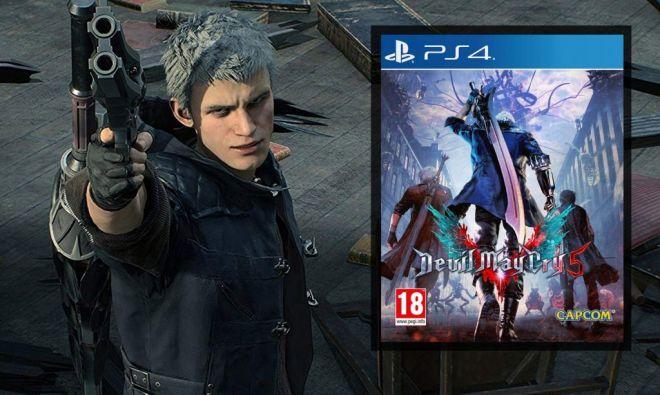 soldes jeux video jeux ps4 récap devil may cry prix