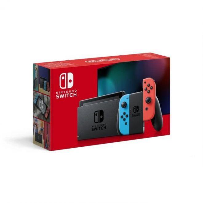 soldes nintendo switch console au meilleur prix