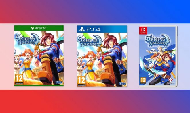 skies of arcadia 2 suite