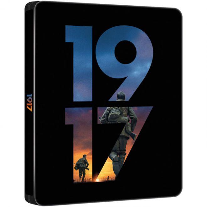 1917 Blu Ray Steelbook 4K