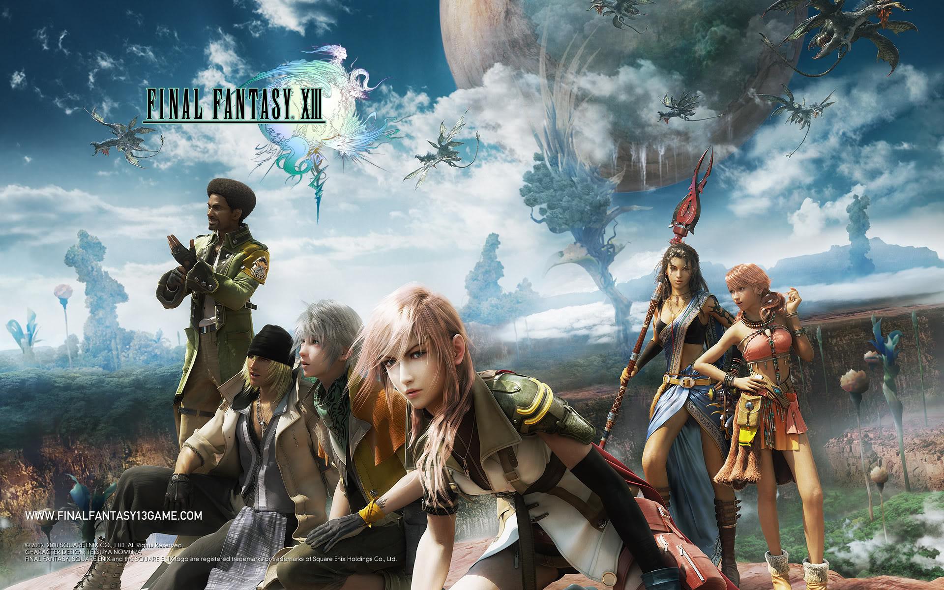 Final Fantasy 13 ou l'éloge d'une oeuvre décriée