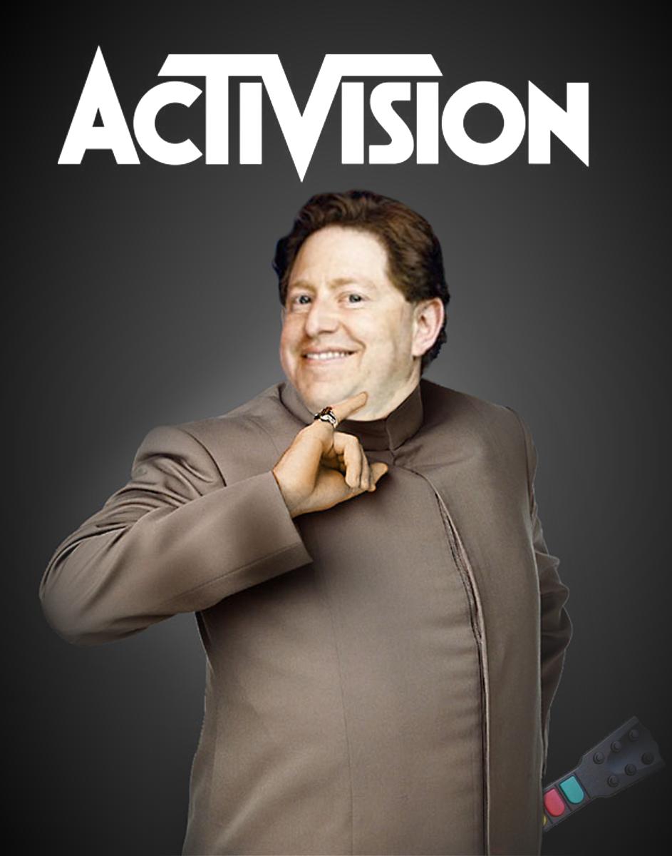 Activision ne veut plus être vu comme le Dark Vador du jeu vidéo