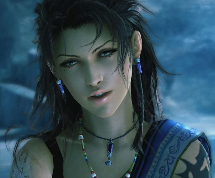 Personality ... MBTI Enneagram Fang ( Final Fantasy ) ... loading picture