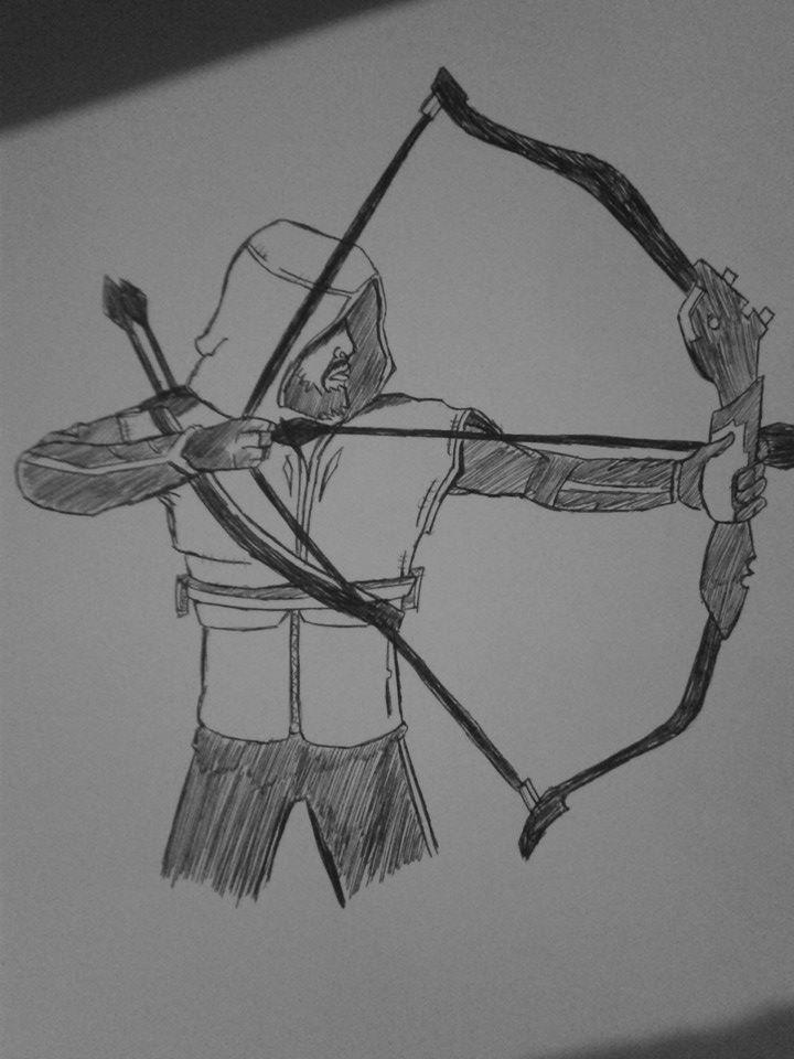 un dessin#162 arrow