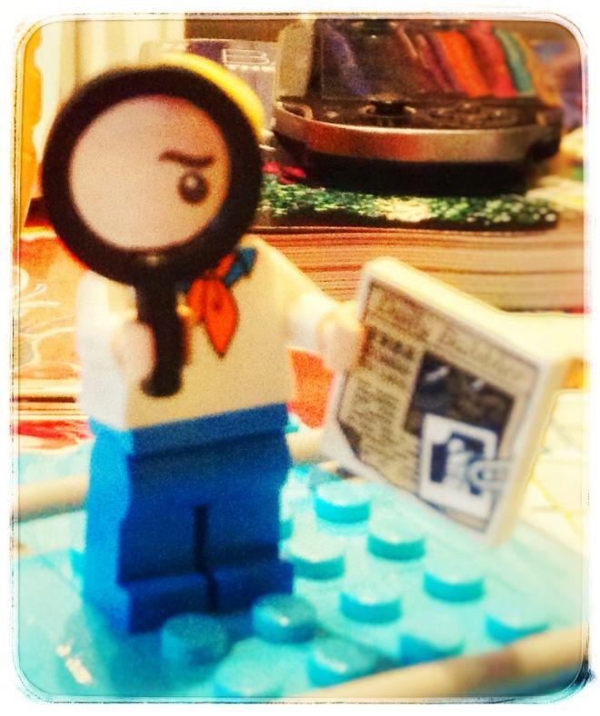 aujourdhui une belle nouveaut lego que jattendais depuis un petit moment le camion de fred du scooby gang la celebre mystery machine