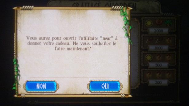 Vita parlera beaucoup la francaise tellement mauvais