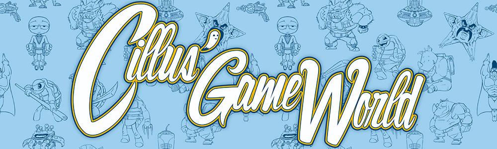 Cillus' Game World