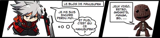 Le (faux) Blog de ManuSupra