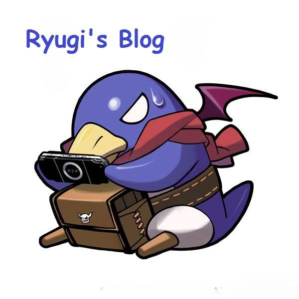 Le Blog de ryugi