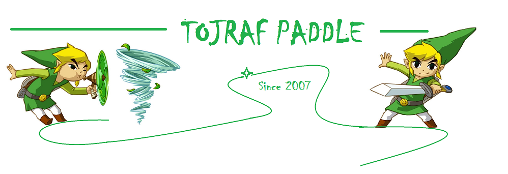 Tojraf Paddle