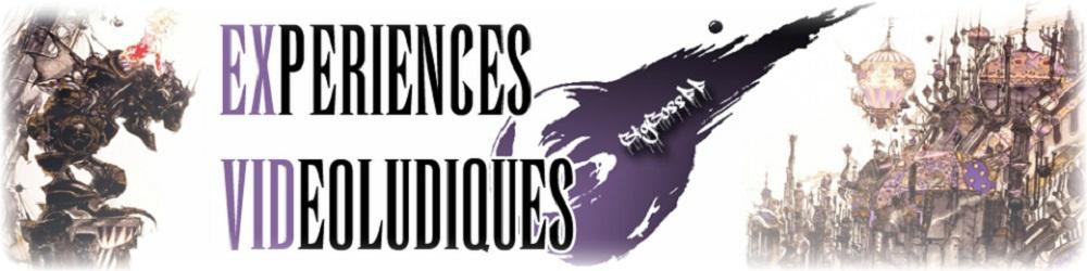 EX-VID : mes expériences vidéoludiques