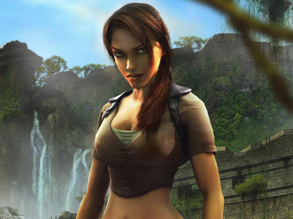 Mlle Croft